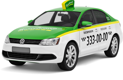 Taxovichkof - taxis in St. Petersburg, Russia