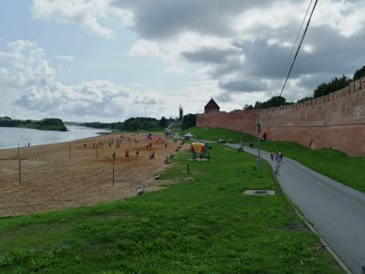Beach Volleyball - Novgorod Russia's early history